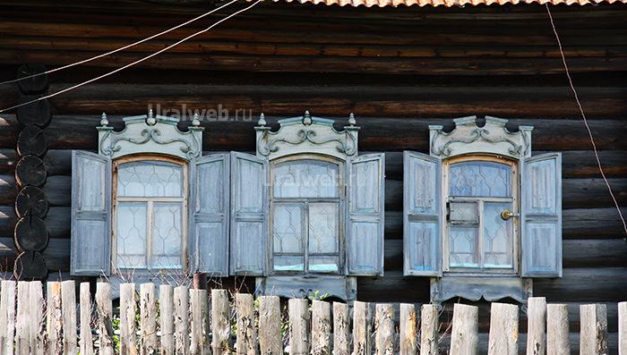 Старый дом в Липино