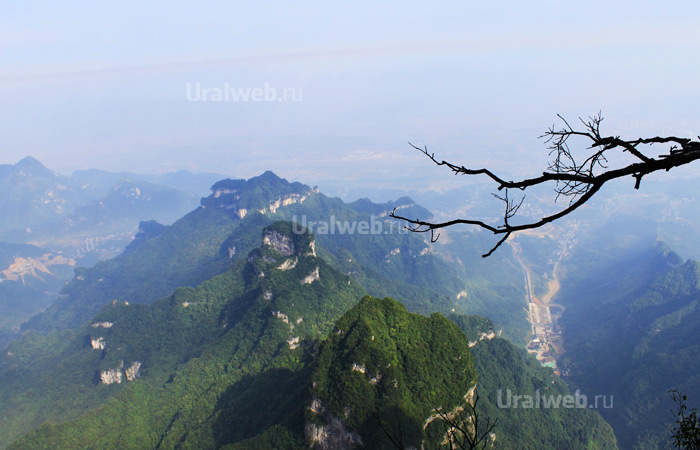 Национальный парк Тяньменьшань