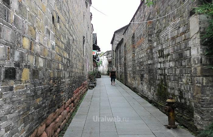 Город Чанъян (Цяньян)