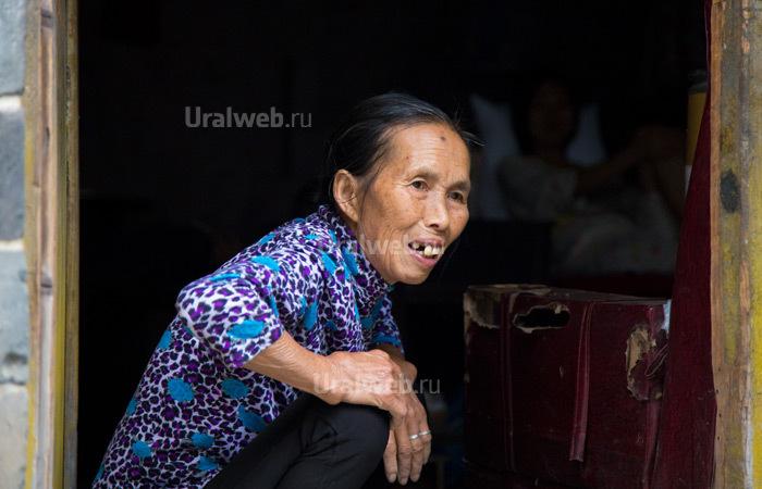 Жительница Чанъян (Цяньян)