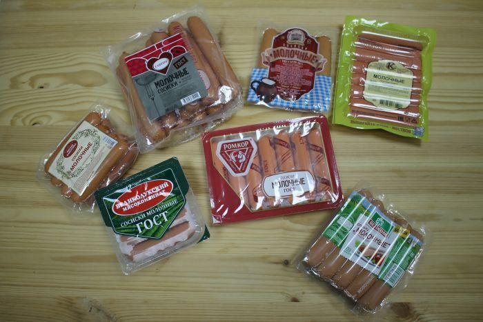 Как правильно выбрать сосиски Лучшие сорта