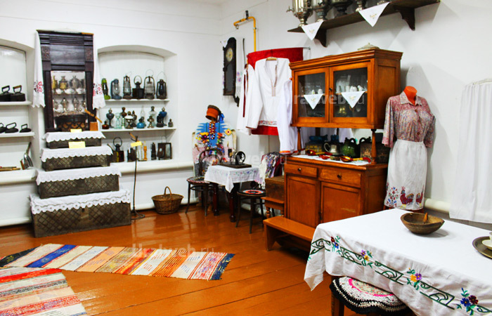 Музей в Арамашево