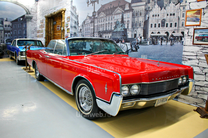 Lincoln Continental, 1966 год