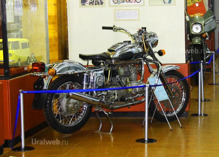 Модель ИМЗ-8.123 «Цирк»