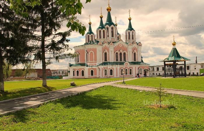 далматовский монастырь картинки ещё довольно