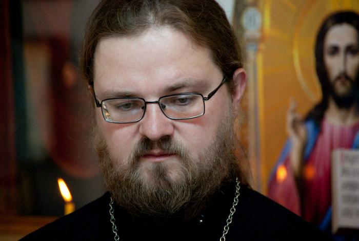 Иерей Илия Александров