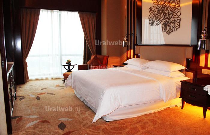 Номер в отеле Sheraton 5*