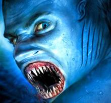 У различных народов, населяющих берега океанов, всегда главным божеством были акулы.