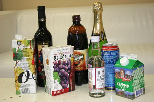 Через сколько выветривается вино из организма