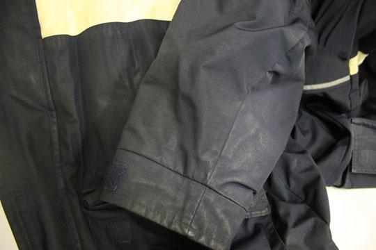 Чем очистить засаленные пятна на куртке