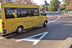 В 2011 и 2012 году на московских дорогах будет создано более ста километров выделенных полос для общественного...