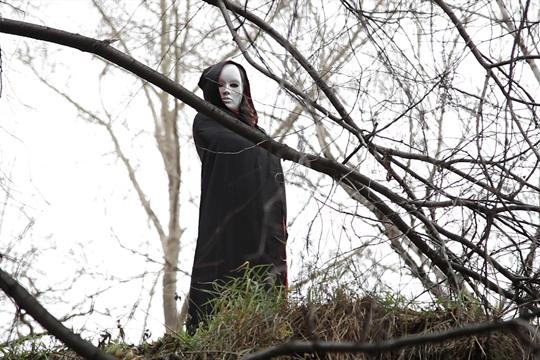 А вот и гости! - Персонажи Хеллоуина 01(2)