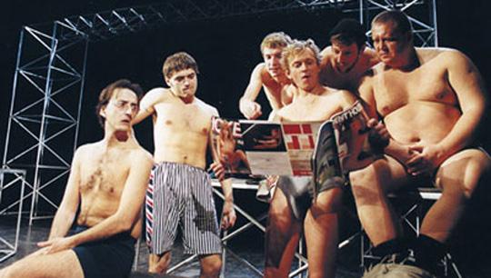 театр актеров голых фото