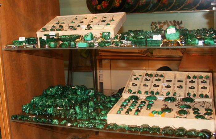 Подарки из екатеринбурга из камней