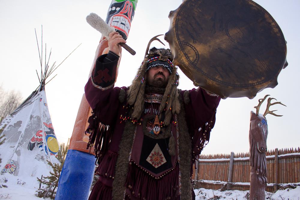 картинки шаман и север свадебные