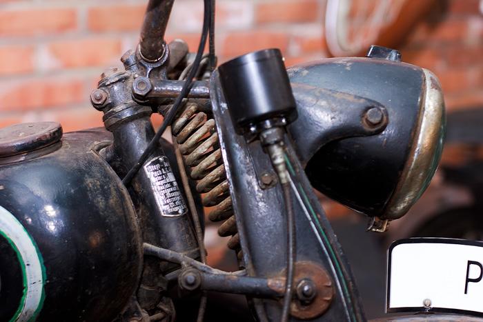На реставрацию каждого мооцикла уходят годы. Но многие раритеты после этого обретают вторую, полноценную жизнь