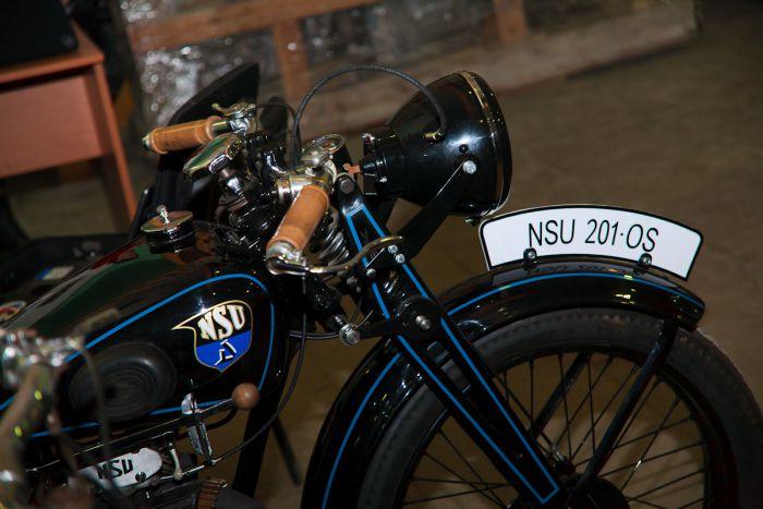 Вполне возможно, что таких мотоциклов в мире сохранились лишь единицы: эту модификацию фирма NSU выпускала всего год