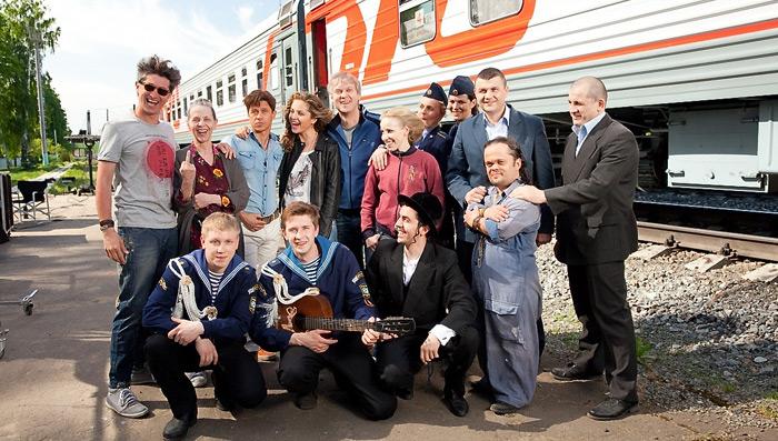 Скорый «Москва-Россия» (2 14) - Kinokrad net