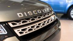 Land Rover Discovery Sport. Диско бездорожья