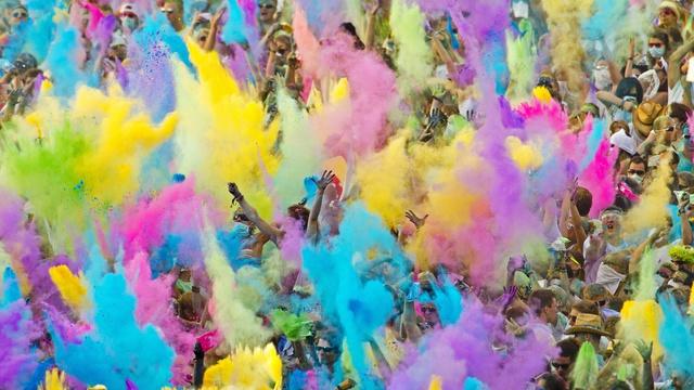 Самые яркие праздники мира